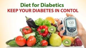 رعایت تغذیه و رژیم درمانی برای دیابتی ها