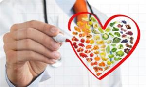 رژیم درمانی،رژیم غذایی،بیماری قلبی،قلب رژیم درمانی رژیم غذایی و رعایت تغذیه در افراد مبتلا به بیماری های قلبی عروقی