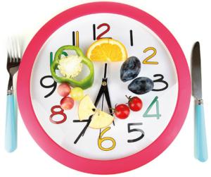 اهمیت زمانبندی وعده های غذایی